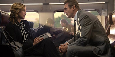 'The Commuter' Review: Liam Neeson Gets Taken For A Ride